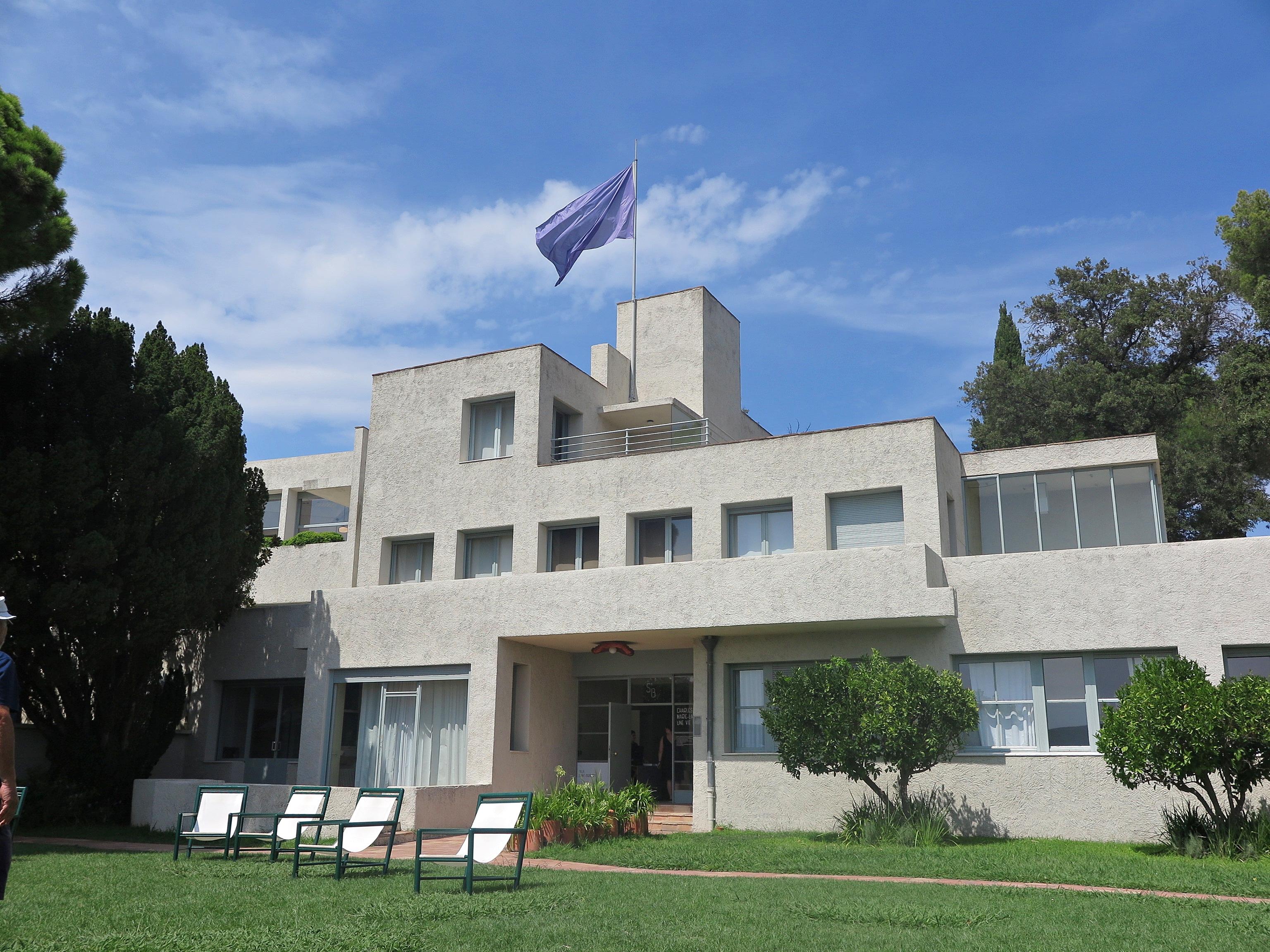 La Villa Noailles, l'été, la beauté…