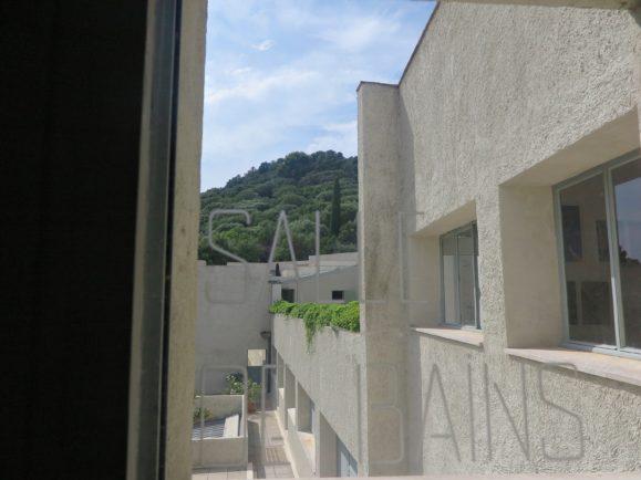 architecture moderne villa noailles