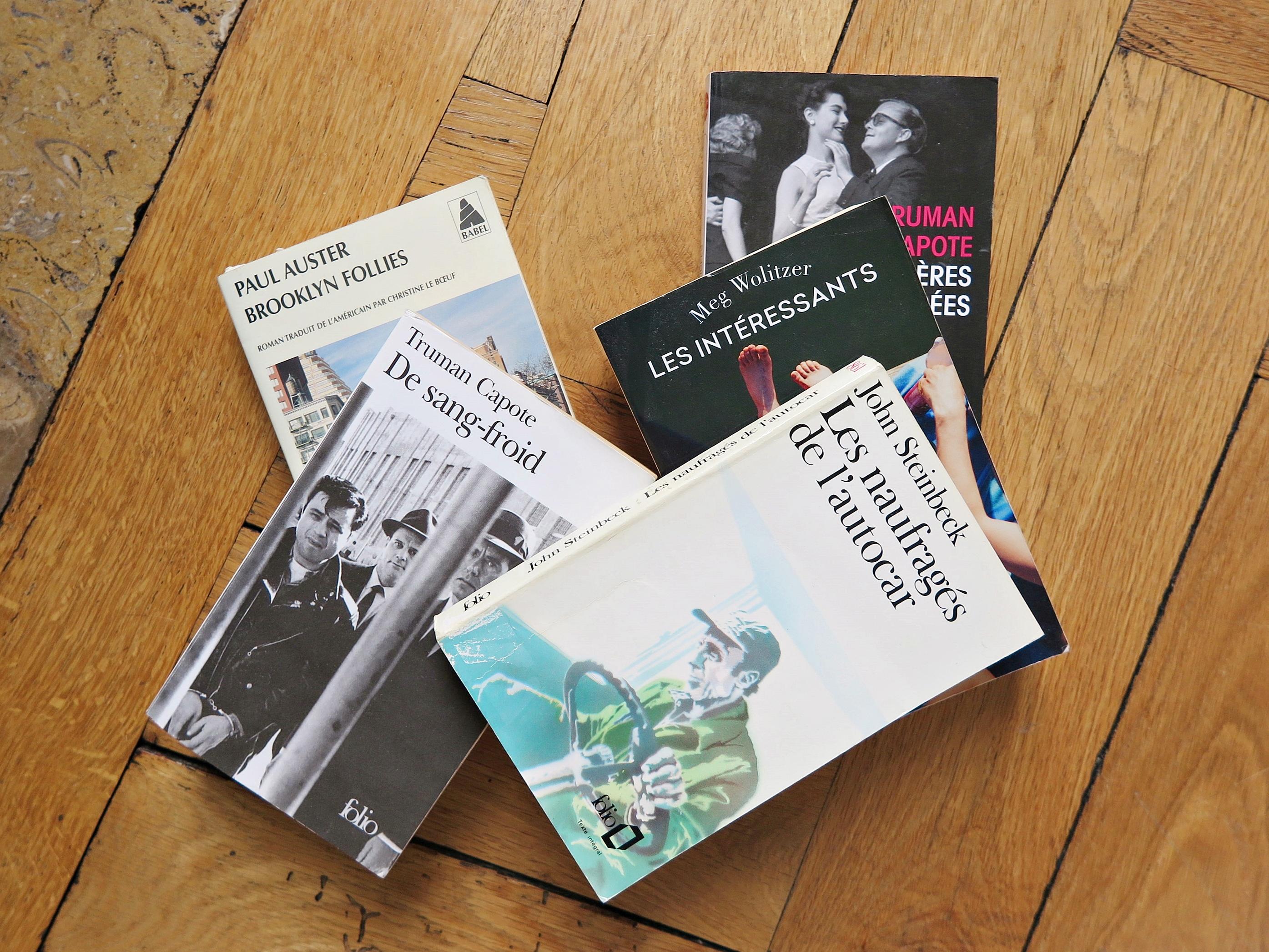 Instant culturel, le bilan lecture des vacances