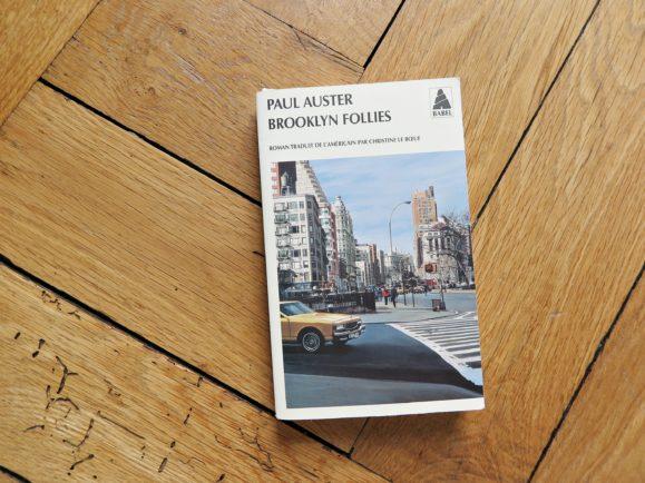 roman paul auster brooklyn