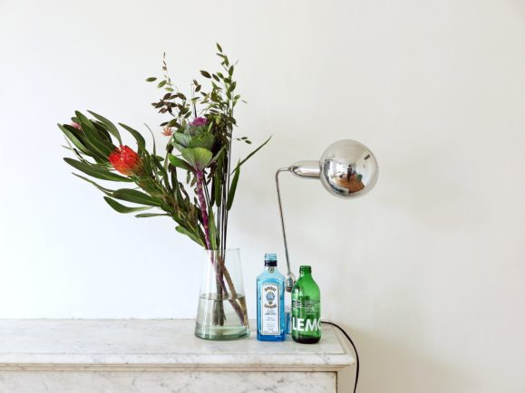 bouquet minimaliste