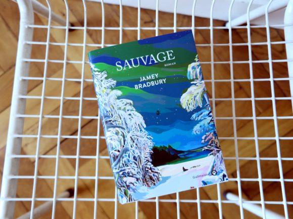 jamey bradbury roman sauvage