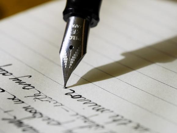 écriture roman