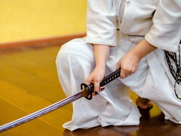 cours sabre japonais milan
