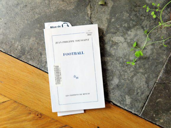 jean philippe toussaint roman football