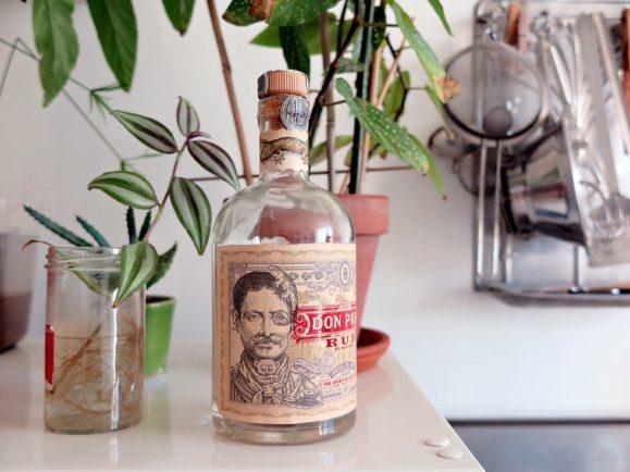cuisine plantes rhum