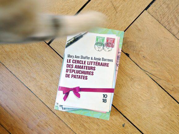 roman épistolaire Guernesey