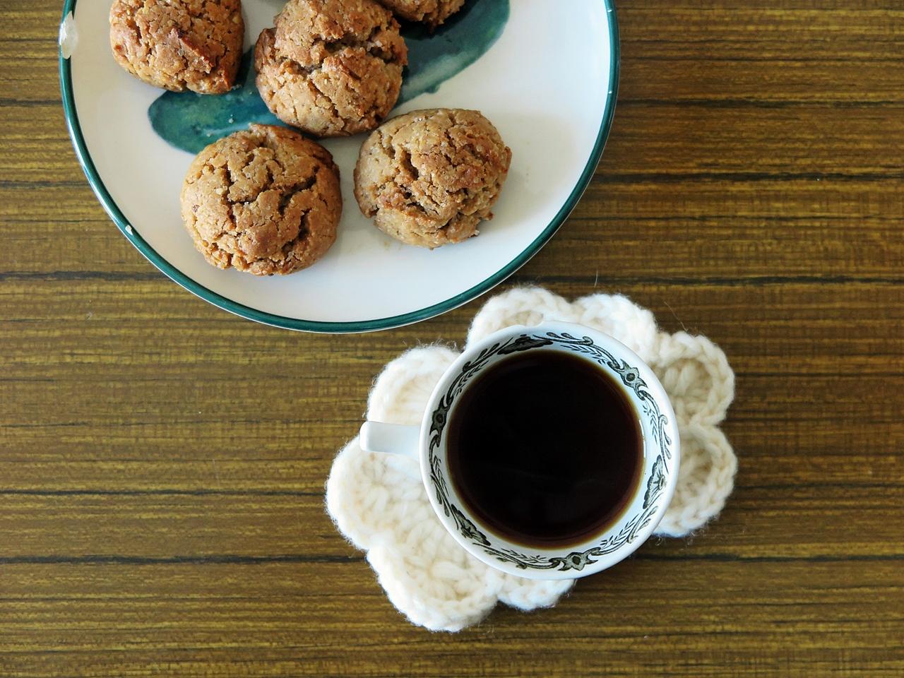 Biscuits à la noisette (vegan, sans gluten)