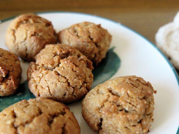 biscuits noisette vegan sans gluten