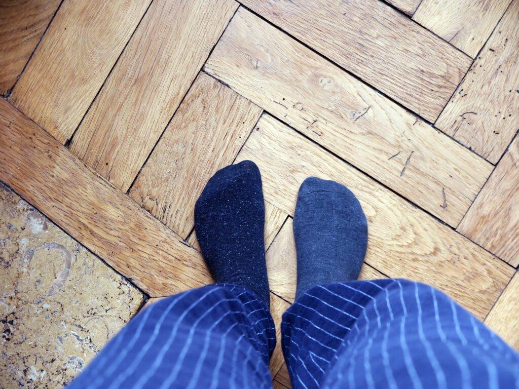 chaussettes dépareillées